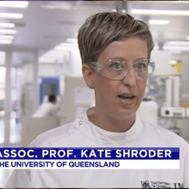 In the news: Imaging CoE AI Assoc. Prof Kate Schroder