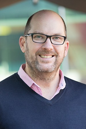 Professor Stephen Turner, Imaging CoE Associate Investigator