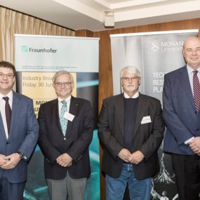 International research partnership to accelerate impact of Australian discoveries