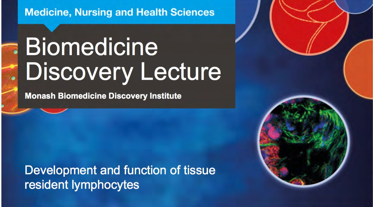 Laura McKay CoE AI – Development and function of tissue resident lymphocytes