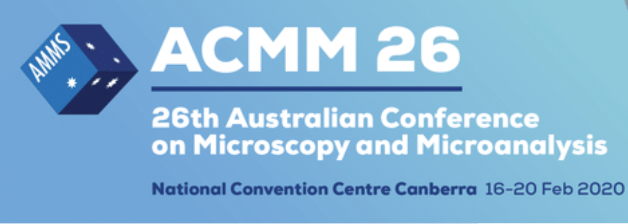 26th Australian Conference on Microscopy and Microanalysis (ACMM)