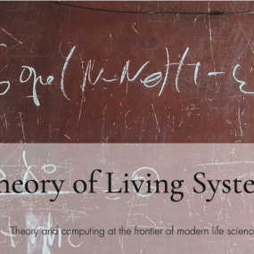 LIVESTREAM | Theory of Living Systems