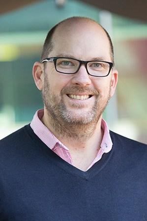 Professor Stephen Turner, Imaging CoE Associate Investigator