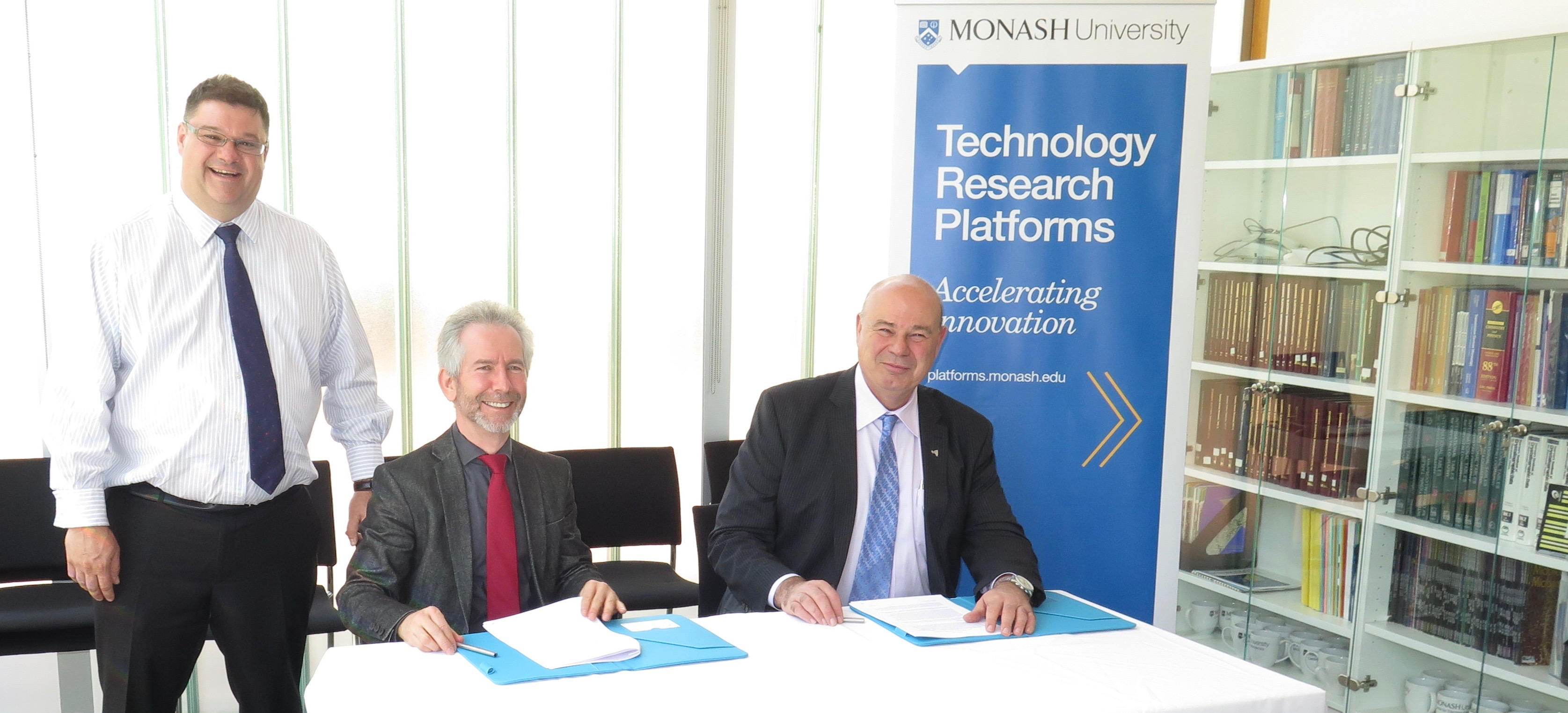 World's leading supplier of electron microscopy solutions partners with Imaging CoE for R&D