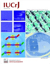 Whole-pattern fitting technique in serial femtosecond nanocrystallography