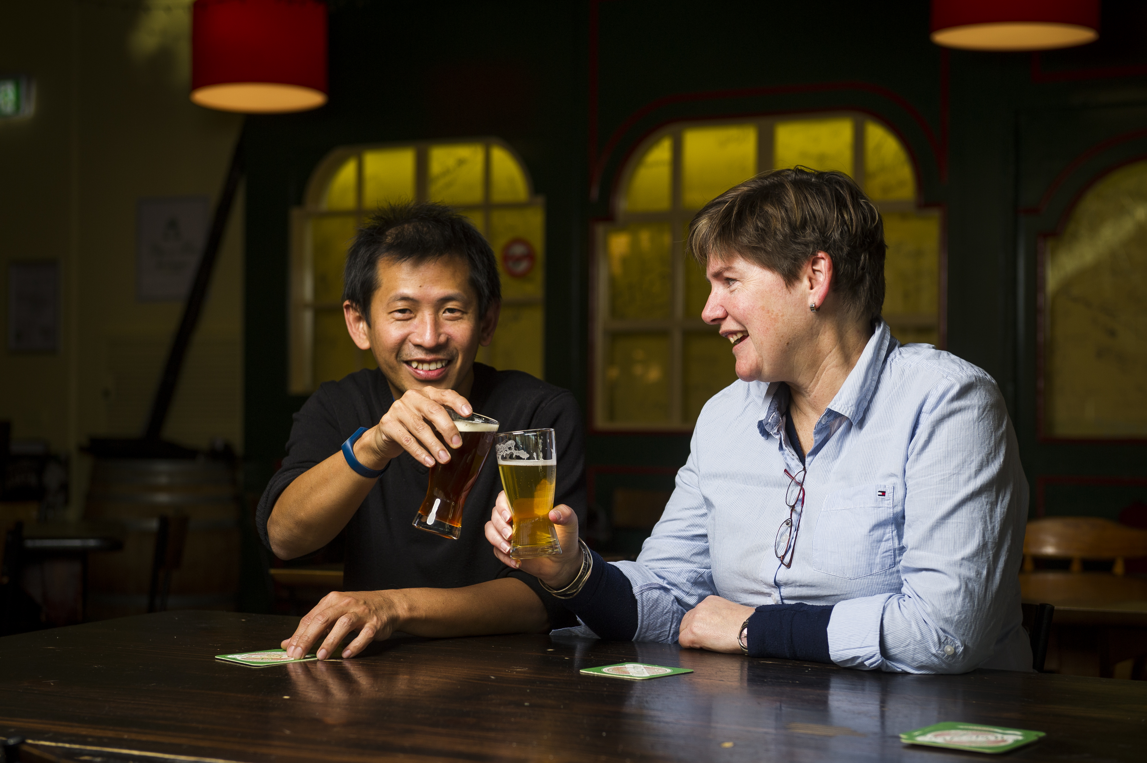 How a beer at a uni bar sparked an idea that could help save millions